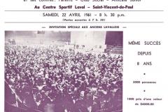 lavallois - mars 1961-1